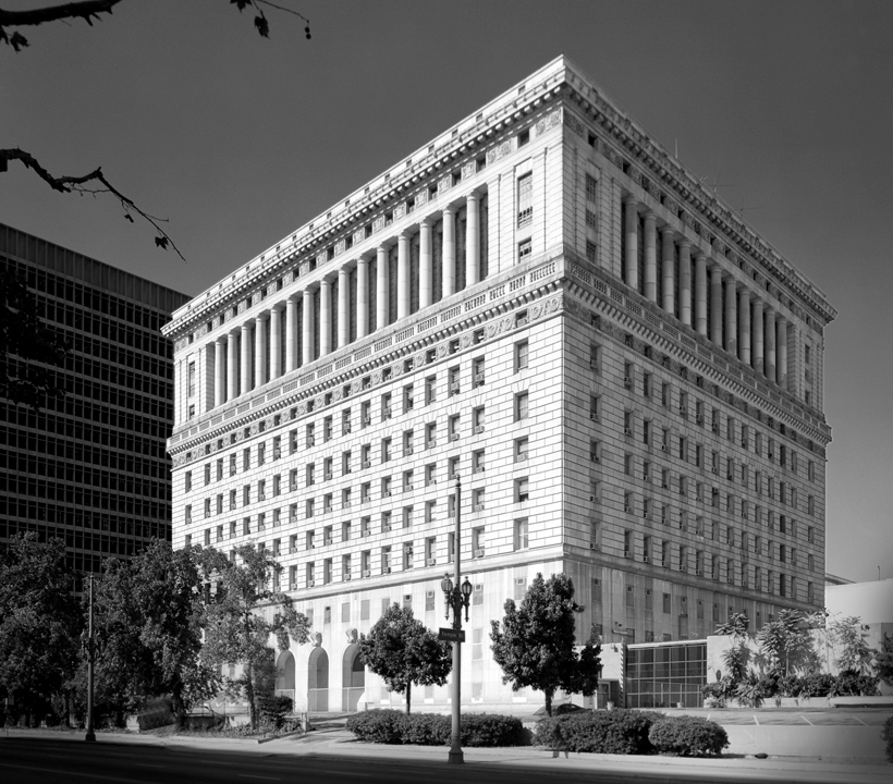 old architectural photography. Simple Architectural Architectural Photography Exterior Black And White Photograph Of Old  LA Ccourthouse With Architectural Photography